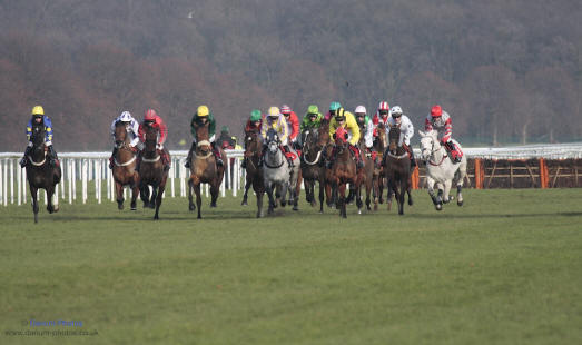 william hill chase meeting