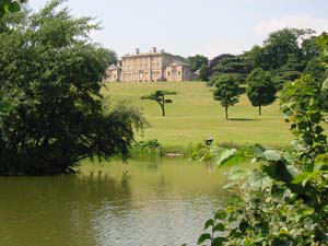 View of Cusworth Hall