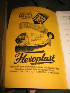 Flexoplast Advert