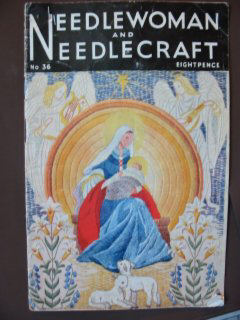 NEEDLEWOMAN AND NEEDLECRAFT  magazine