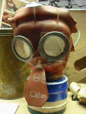 phot gas mask